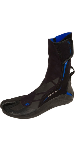 Rip Curl E Bomb Pro 1.5mm Stropless SPLIT TOE wetsuit Boot WBOLBE