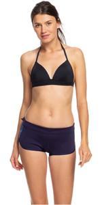 2020 Roxy Shorts De Reef 1mm Para Mujer Insignia Erjwh03015 - Azul / Coral