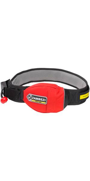 2019 Palm Zambezi Utility Belt RED / BLACK 10554