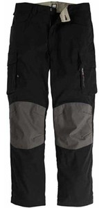 Musto Evolution Performance Segelhose Schwarz Se0920 Langes Bein (84cm)