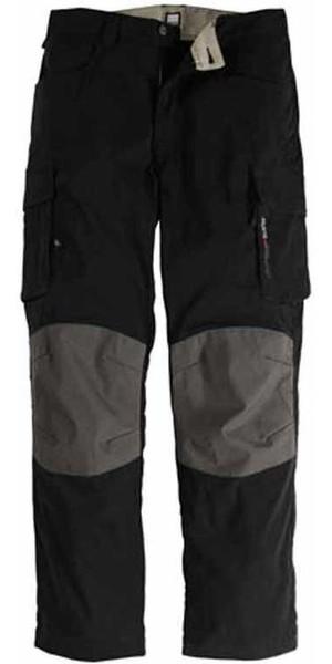 Pantaloni da navigazione Musto Ladies Evolution Performance Nero SE0920 Long Leg (84cm)