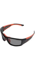 2019 Gul CZ Pro Flydende Solbriller BLACK / RED SG0001