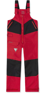 2021 Musto Mens BR2 Offshore Sailing Trousers Red SMTR044