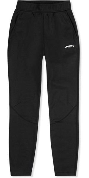 2019 Musto Mens Frome Middle Layer Trousers Black SUTR002