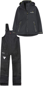 2019 Musto Womens BR1 Inshore Jacket SWJK016 & Trouser SWTR011 Combi Set Black