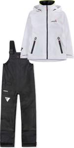 2019 Musto Womens BR1 Inshore Jacket SWJK016 & Trouser SWTR011 Combi Set White / Black