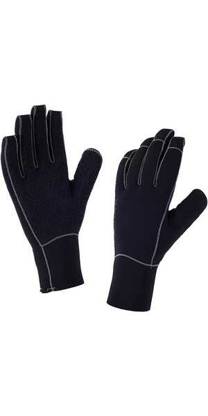 2018 SealSkinz Neoprene Gloves Black 121161742001