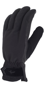 Sealskinz All Season Handsker Black / Charcoal 707001