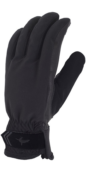 2018 Sealskinz Womens All Season Guantes negro / carbón 704001