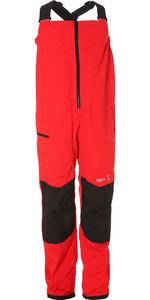 2020 Slam WIN-D 1 Sailing Trousers Red S171022T00