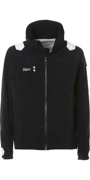 2019 Slam WIN-D Racing Jacket Black S170014T00