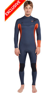 Furnace Billabong Revolução 3/2mm Chest Zip Wetsuit Ardósia L43m50