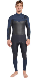 Billabong Furnace Absolute X 4/3mm Chest Zip Wetsuit Slate L44M07