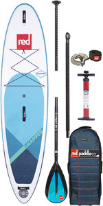 2020 Red Paddle Co Snapper 9'4 Aufblasbares Sup Board - Paddelpaket Aus Aluminium