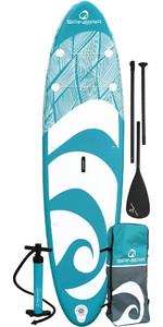 2021 Spinera Lässt 10'4 Aufblasbares Stand Up Paddle Board Paket Paddeln - Board, Tasche, Pumpe, Paddel & Leine