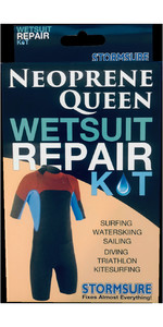 2020 Kit De Reparación De Traje De Neopreno Queen De Stormsure