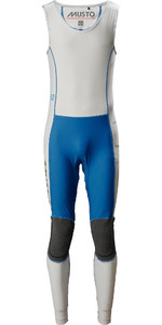 2021 Protetor Solar Masculino Musto Dynamic Long John 81214 - Cinza Claro / Sky Diver 81214