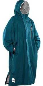 2022 Red Paddle Co Pro 2.0 Langarm Wechselbademantel 0020090060120 - Teal