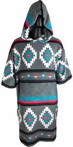 2019 TLS Hooded Poncho / Skift Robe Native