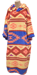 2020 TLS Hooded Poncho / Change Robe Poncho1 - Native