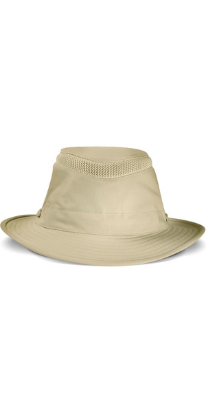 Sombrero de ala ancha Tilley LTM5 AIRFLO color caqui 2019