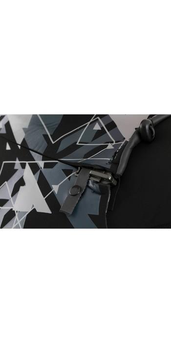 Black//Silver Typhoon Vortex GBS 5//4//3mm Front Zip Wetsuit 2020 250643