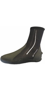 2020 Botas De Neoprene Typhoon Surfmaster Ii 6.5mm Mm Preto 300183