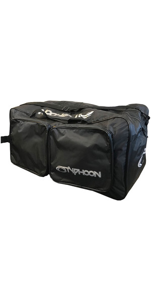 2019 Typhoon Walrus Holdall Black 360110
