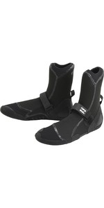 2020 Botas De Punta Redonda Billabong Furnace 5mm U4bt14 - Negro