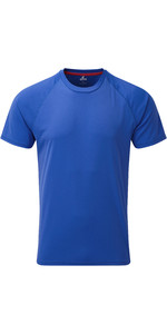 2019 Gill Heren UV T-shirt Blauw UV010