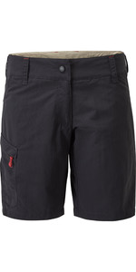 2019 Gill Damen Uv Tec Shorts Graphite Uv012w