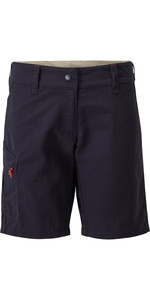 2019 Gill Damen Uv Tec Shorts Navy Uv012w