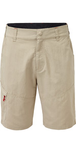 2021 Gill Mens UV Tec Shorts Khaki UV012