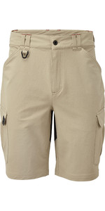 2019 Gill Mens UV Tec Pro Shorts Khaki UV013
