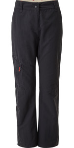 2021 Gill Womens UV Tec Trousers Graphite UV014W