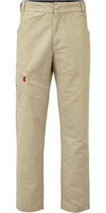 2019 Gill UV-tec-broek Heren Khaki UV014