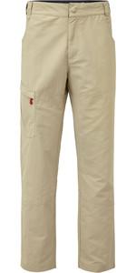 2019 Gill UV-tec-broek Heren Khaki UV014