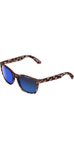 2021 Us Barys Gafas De Sol 820 - Tortuga Vintage Mate / Gris Azul Cromado