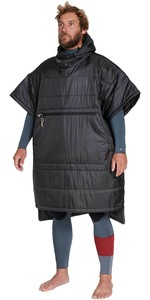 2020 Voited Outdoor Poncho V19UN03POPOV - Black