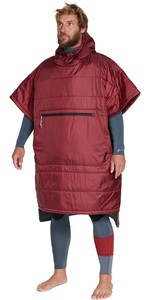 2020 Voited Outdoor Poncho V19UN03POPOV - Oxblood