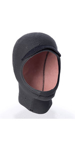 2021 Rip Curl Flashbomb Heatseeker 3mm Neoprene Hood Black WHO8AF