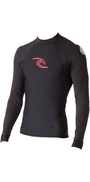 Rip Curl Flashbomb 0.5mm Long Sleeve Jacket BLACK WLY8CM