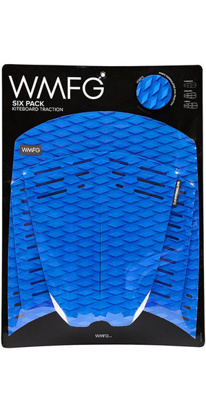 2018 WMFG Classic Six Pack Traction Pad blu 170001