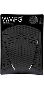 2019 Wmfg Classic Six Pack Traction Pad Nero 170001