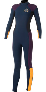 Rip Curl Womens Dawn Patrol 5/3mm GBS Back Zip Wetsuit ORANGE WSM4EW