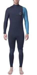 2020 Rip Curl Mens E-Bomb 5/3mm Zip Free Wetsuit Blue WSM8PE