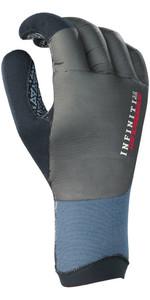 2020 Xcel Infiniti 3mm Kitesurf Handske Ax3938k4 - Sort