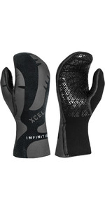 2020 Xcel Infiniti 5mm Neoprene Mitten AN557380 - Black