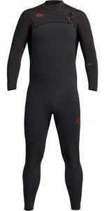 2021 Xcel Mannen Comping 3/2mm Chest Zip Wetsuit Mn32zx - Zwart