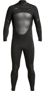 2020 Xcel Mens Axis X 5/4mm Chest Zip Wetsuit MT54Z2S9 - Black